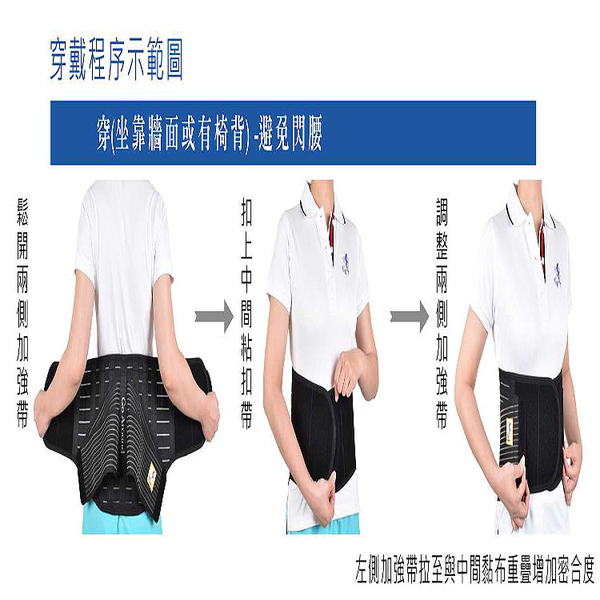 護具 反光條護腰帶 GoAround 10吋涼感支撐型護腰帶(1入)醫療護具 涼感透氣 穿戴舒適 腰部姿勢調整