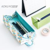 方形筆袋 大容量手提學生筆袋便攜式收納筆袋【萬聖節8折】