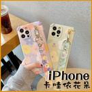 卡哇伊小花|蘋果 iPhone 11 12 Pro max iPhoneXR XSmax i7 i8 Plus SE2 清新花朵 日韓手機殼 保護套