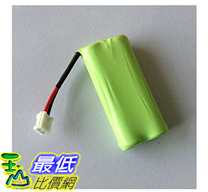 [106美國直購] 電池 Battery for Vtech DM222 DM221 Audio Baby Monitor Parent Unit 2.4V NIMH 1000Mah