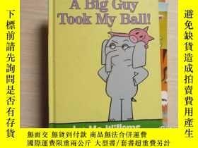 二手書博民逛書店A罕見BIG GUY TOOK MY BALL!【521】Y28