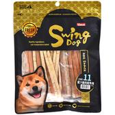 【寵物王國】OzBone卡賀家犬零食No.11-蜜汁雞肉鱈魚條160g