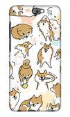 [A9 軟殼] HTC One A9 a9u 手機殼 保護套 外殼 日本柴犬