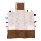 荷蘭Snoozebaby寶貝外出尿布更換墊包-淺棕