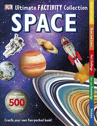 ULTIMATE FACTIVITY COLLECTION SPACE /貼紙書