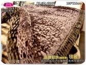 大阪寢屋川【晶鑽貂族】咖啡紫-遠紅外線毯被(180*210CM)日本銀髮族的最愛~~~