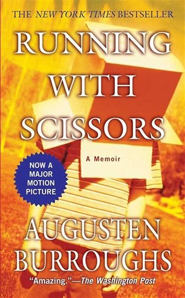 (二手書)Running with Scissors:A Memoir (Mass Market ed.)