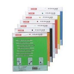 《享亮商城》MF-3030 白 彩色軟性磁鐵  COX