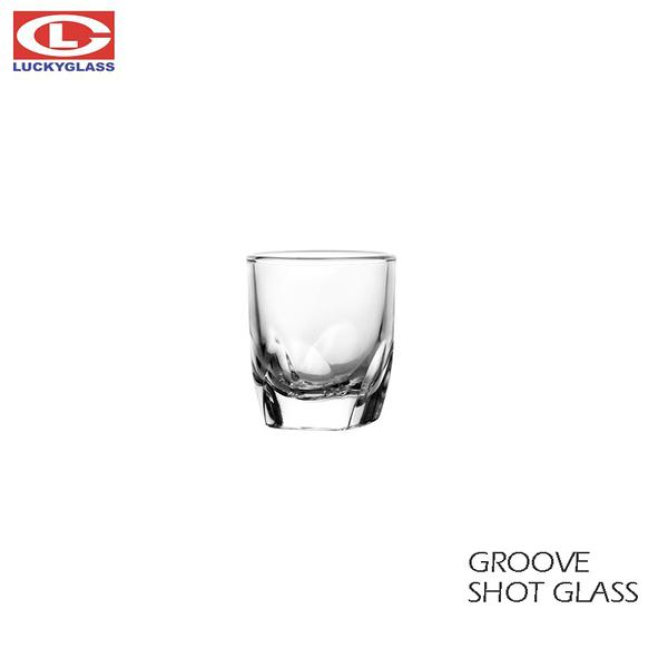 泰國LUCKY GROOVE 45mL SHOT杯 小酒杯 烈酒杯 SHOT GLASS