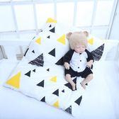 嬰兒床墊小褥子新生兒鋪墊純棉隔尿墊可拆洗寶寶棉花被褥 晴光小語