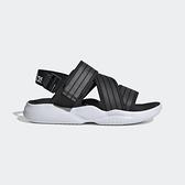 Adidas 90s Sandal [EG7647] 女鞋 運動 涼鞋 拖鞋 夏天 海邊 避震 舒適 愛迪達 黑白