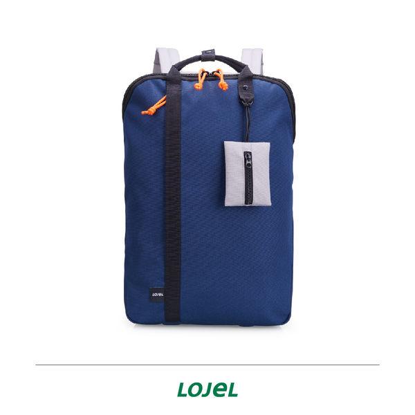 LOJEL TAGO TRAVEL13吋筆電 輕旅後背筆電包 藍色