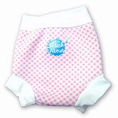 英國 Splash About 潑寶 游泳尿布褲 - 粉紅格紋