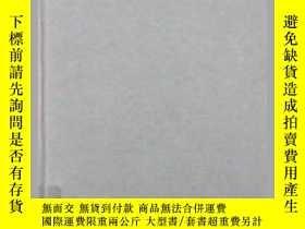 二手書博民逛書店【精裝英文原版】《清朝末年中國的秘密社會》Primitive罕見revolutionaries of China:
