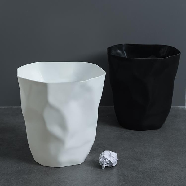 垃圾桶 創意家用垃圾桶衛生間廚房客廳辦公室臥室宿舍馬桶紙簍簡約現代