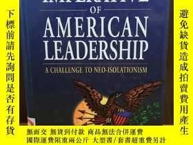二手書博民逛書店The罕見Imperative of American Lead