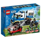 LEGO樂高 City城市系列 警察囚犯運輸組_LG60276