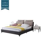 【新竹清祥傢俱】PBB-11BB13-現代設計雙色布床台(六尺) 現代 摩登 可訂製 L型  飯店 布床 軟墊
