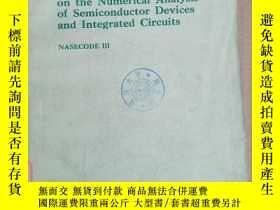 二手書博民逛書店proceedings罕見of the third international conference on the