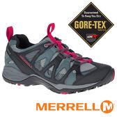 【MERRELL 美國 】SIREN HEX Q2 女 GORE-TEX多功能健行鞋『灰/黑/紅』15892 機能鞋│休閒鞋