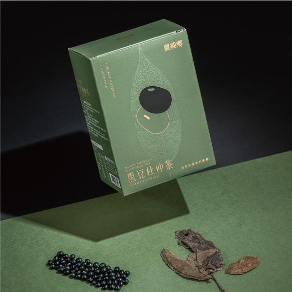【愛吾兒限時優惠】農純鄉 黑豆杜仲茶 8入*2盒