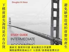 二手書博民逛書店Study罕見Guide Intermediate Accounting Vol. 1 Chapters 1-14