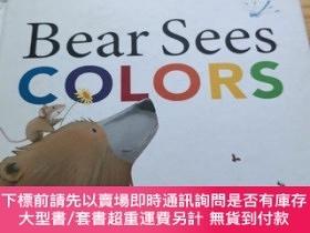 二手書博民逛書店Bear罕見Sees ColorsY284058 Karma Wilson, Jane Chapman Mar