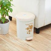 七夕全館85折 腳踏式垃圾桶 家用帶蓋有蓋衛生間