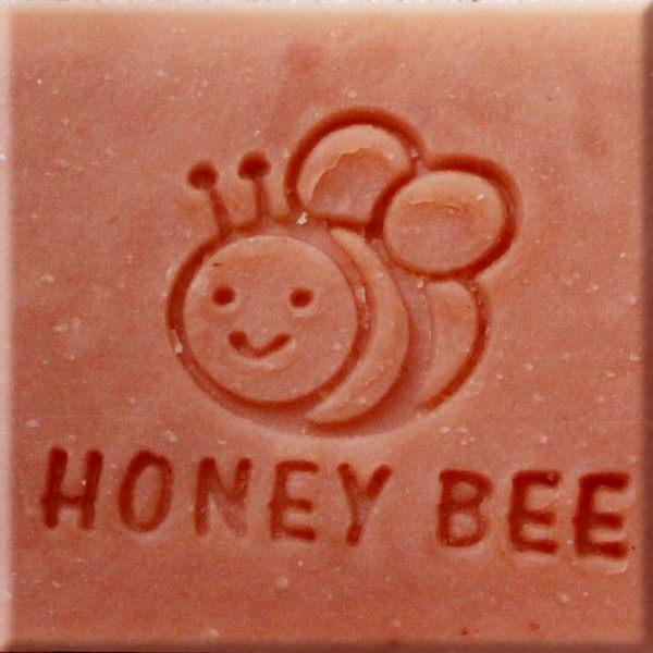 【香草工房】 風格皂章~B023 胖胖蜜蜂