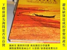 二手書博民逛書店INDIA罕見TIMELESS SPLENDOUR(8開 精裝)
