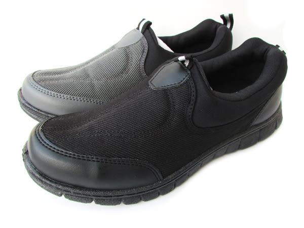 『雙惠鞋櫃』◆JOES VALENTINY◆ 方便好穿 無綁帶款 男休閒運動鞋◆ 台灣製造 ◆(JV-766) 黑、灰