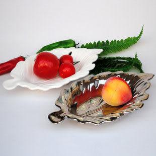 陶瓷 水果盤 糖果簍 儲物籃 家居裝飾品 創意擺件