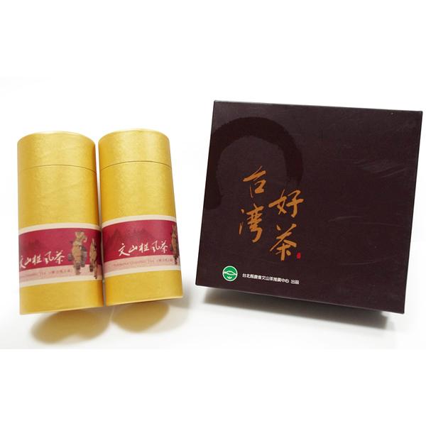 【台灣尚讚愛購購】新北市農會-台灣好茶-文山椪風茶(東方美人)