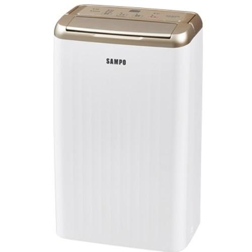 SAMPO聲寶 6L空氣清淨乾衣除濕機 AD-WB712T /3機一體一年四季乾爽舒適
