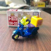 TOMICA 多美小汽車 迪士尼 摩托車系列 DISNEY 迪士尼 玩具總動員 三眼外星人 阿三 日本進口