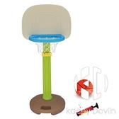 兒童籃球架子寶寶可升降投籃筐架籃球框家用室內運動戶外親子玩具【Kacey Devlin】