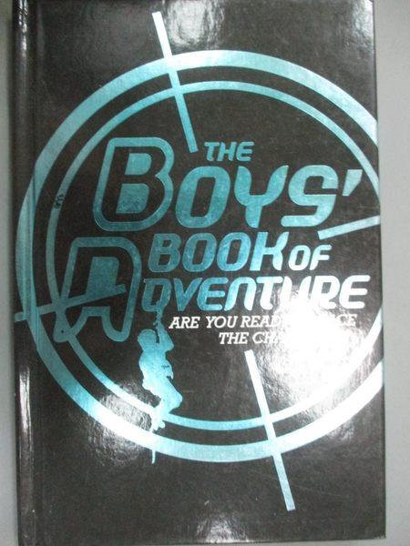 【書寶二手書T2/原文書_ZCJ】The Boys Book of Adventure_Steve Martin