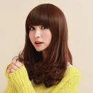 整頂假髮(長髮)-日系個性逼真女假髮3色73ef2【時尚巴黎】