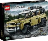 樂高LEGO TECHNIC Land Rover Defender 荒原路華 荒野  42110 TOYeGO 玩具e哥