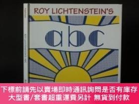二手書博民逛書店Roy罕見Lichtenstein s ABC s-羅伊·利希滕斯坦的ABCY364727 Bob Adelm