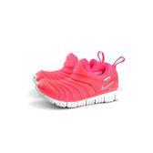 中童NIKE DYNAMO FREE 輕量毛毛蟲鞋運動鞋 學步鞋 《7+1童鞋》E868 桃色