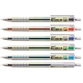 【奇奇文具】TEMPO B-111  0.5mm中油筆 (12支/盒)