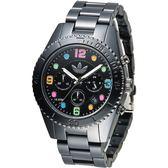 【人文行旅】Adidas | 愛迪達 ADH2946 個性潮流腕錶 44mm