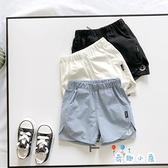男童薄款休閒短褲外穿夏季寶寶韓版純棉五分褲【奇趣小屋】