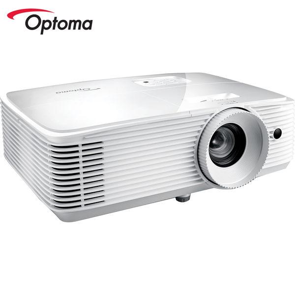 [Optoma 奧圖碼]3600流明 Full HD 3D劇院級投影機 白色 HT27LV