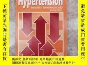 二手書博民逛書店hypertension罕見myron h weinberger ndY243439 hypertension