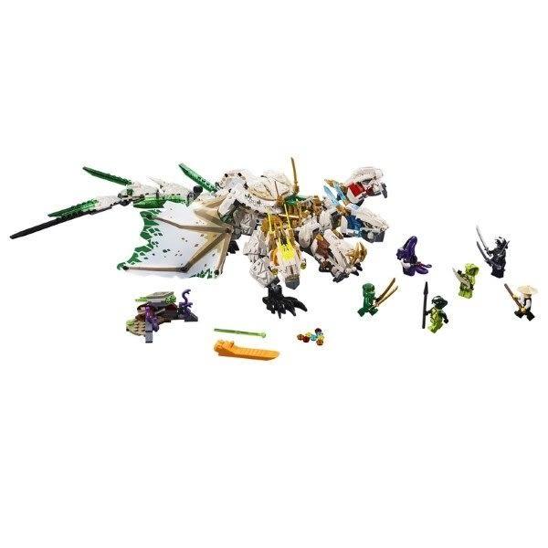 【LEGO樂高】NINJAGO 旋風忍者 超級巨龍 #70679
