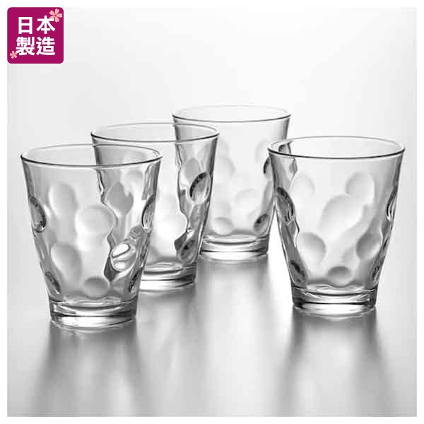 (日本製)水杯4入 RASH 315ML NITORI宜得利家居