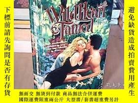 二手書博民逛書店wild罕見heart tamed colleen shanno