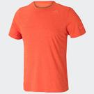 ADIDAS CHILL TEE M 男裝 短袖 訓練 慢跑 排汗 透氣 涼感 舒適 橘紅【運動世界】EI6387